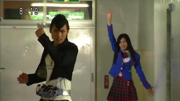 Kamen Rider Fourze (6)