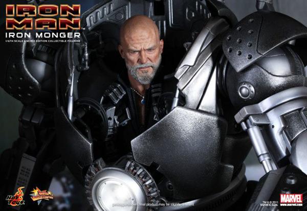 Preview | Hot Toys: Iron Monger (18)