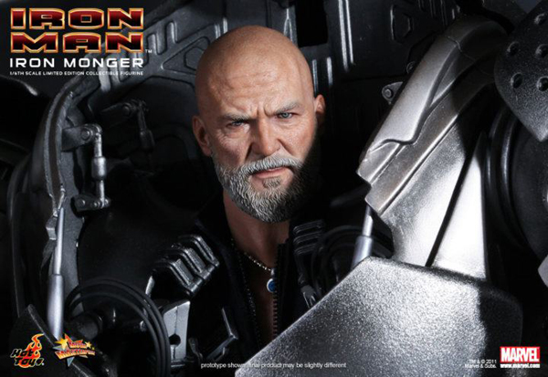 Preview | Hot Toys: Iron Monger (12)