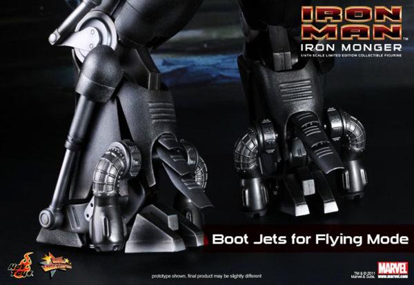 Preview | Hot Toys: Iron Monger (10)