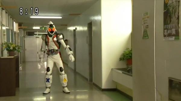 Kamen Rider Fourze (3)