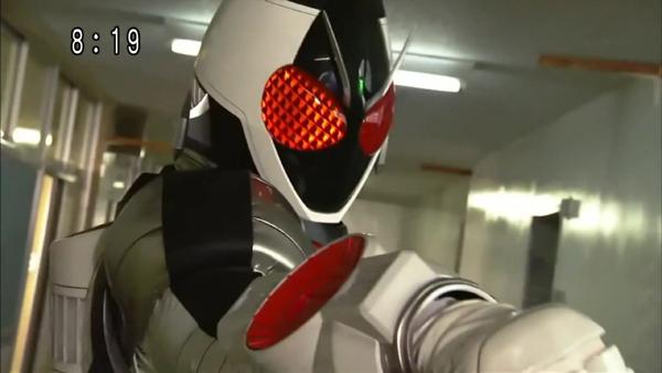 Kamen Rider Fourze (2)