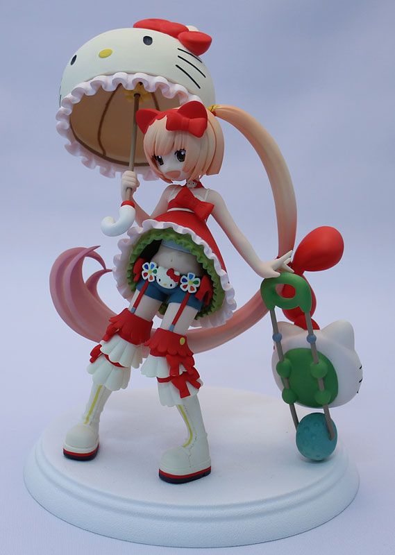 "Preview   Milestone: Together with Hello Kitty! ""Iroha Nekomura"" (11)"
