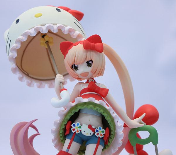 "Preview   Milestone: Together with Hello Kitty! ""Iroha Nekomura"" (10)"