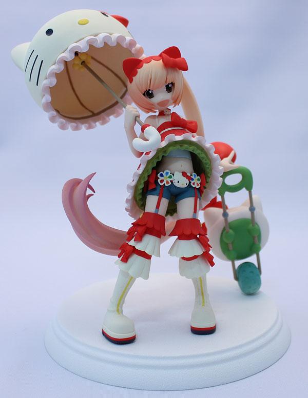 "Preview   Milestone: Together with Hello Kitty! ""Iroha Nekomura"" (9)"