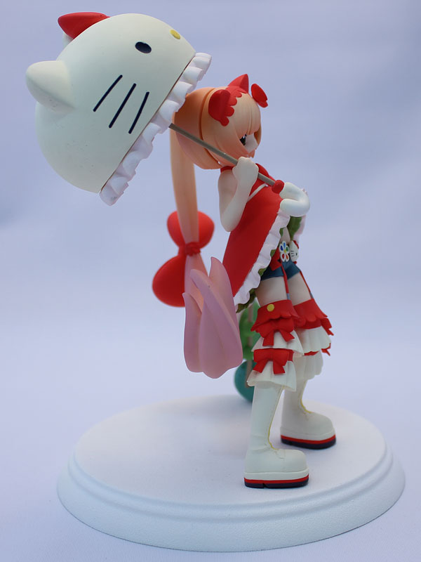 "Preview   Milestone: Together with Hello Kitty! ""Iroha Nekomura"" (8)"