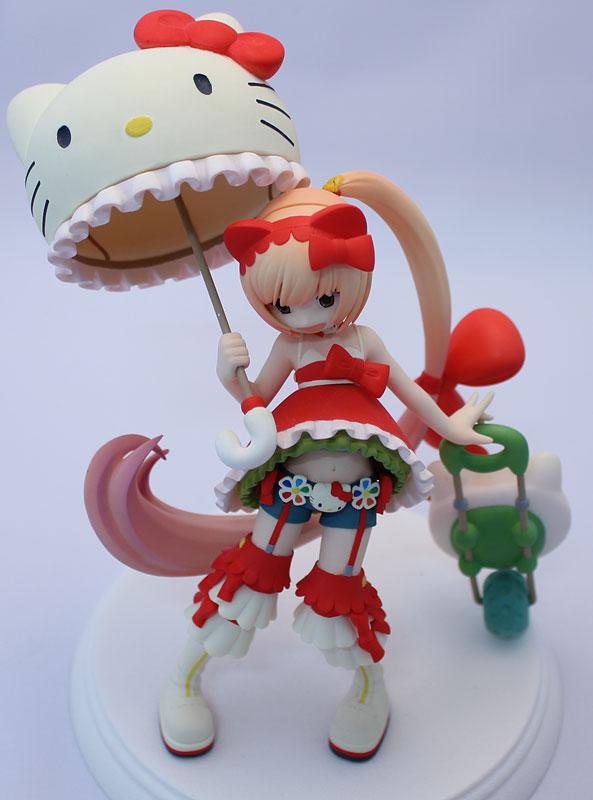 "Preview   Milestone: Together with Hello Kitty! ""Iroha Nekomura"" (7)"