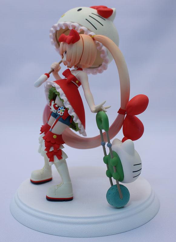 "Preview   Milestone: Together with Hello Kitty! ""Iroha Nekomura"" (4)"