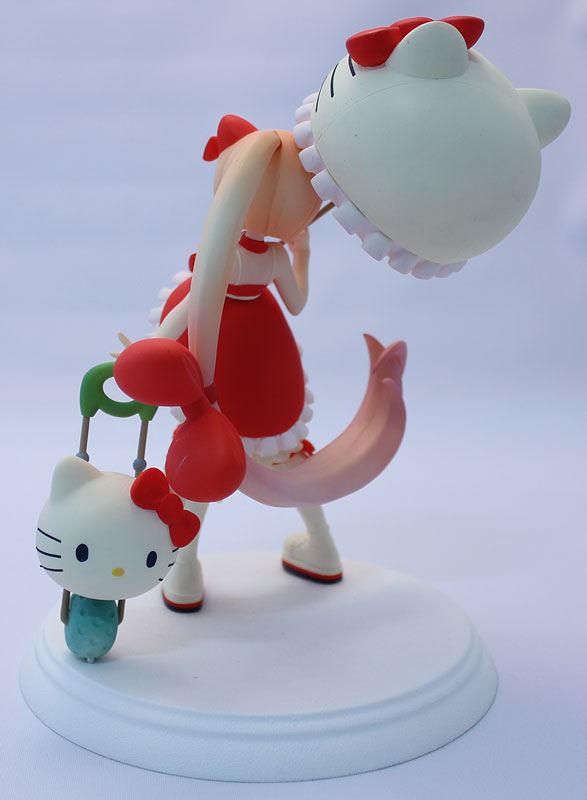 "Preview   Milestone: Together with Hello Kitty! ""Iroha Nekomura"" (3)"