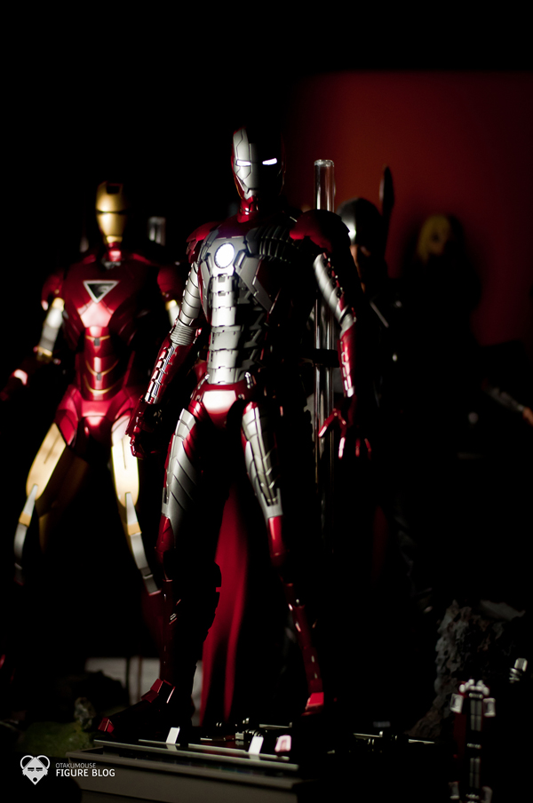 Hot Toys Ironman Mark V Preview (3)