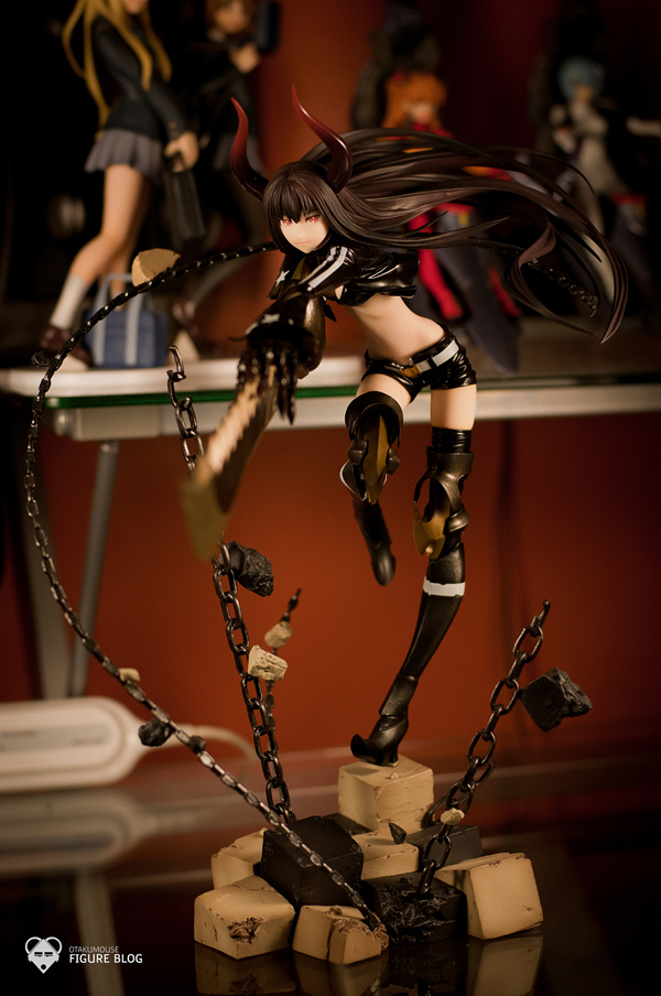 Review | GSC: Black Gold Saw (Animation Ver.) (33)