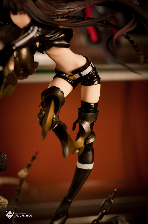 Review | GSC: Black Gold Saw (Animation Ver.) (25)