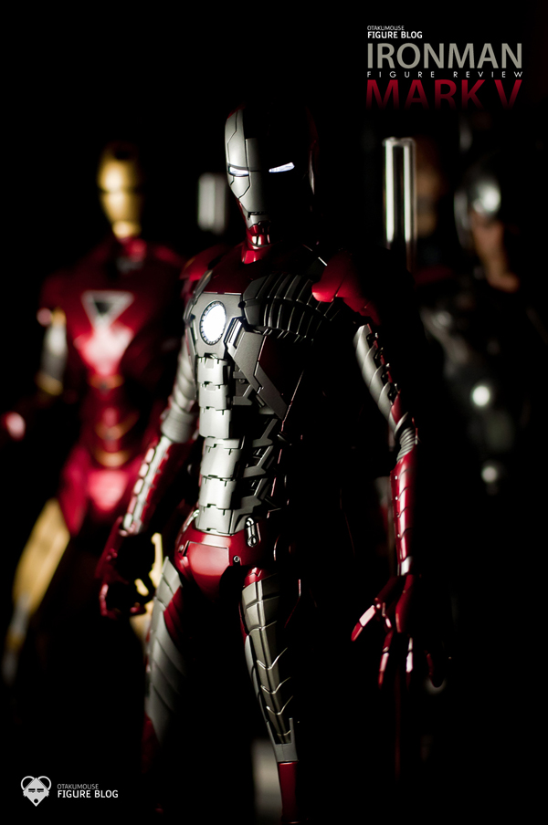 Hot Toys Ironman Mark V Preview (1)