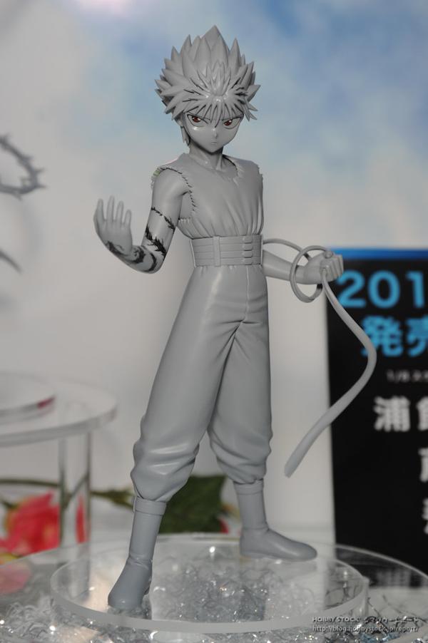 Kotobukiya To Bring YuYu Hakusho To Life (1)