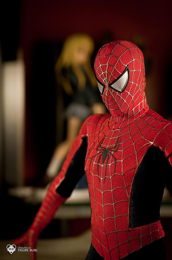Hot Toys Spiderman & New Goblin Get! (3)