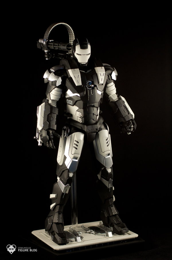 Hot Toys Warmachine Milk Edition Get! (2)