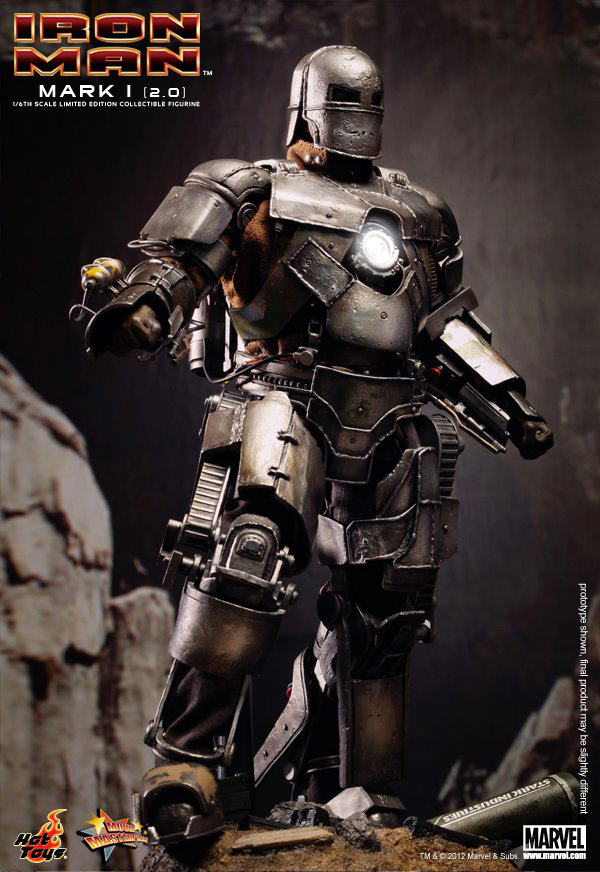 Preview | Hot Toys Mark 1 (1)