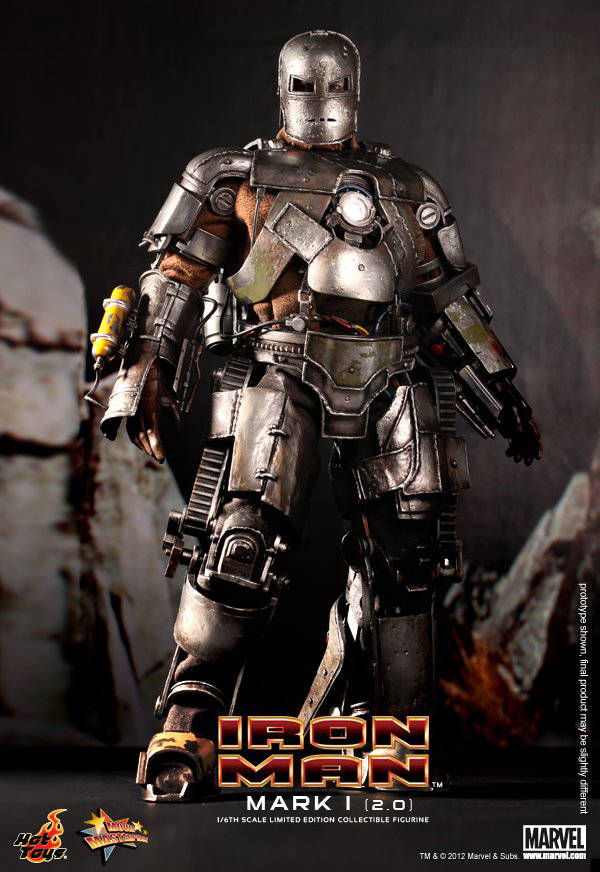 Preview | Hot Toys Mark 1 (2)