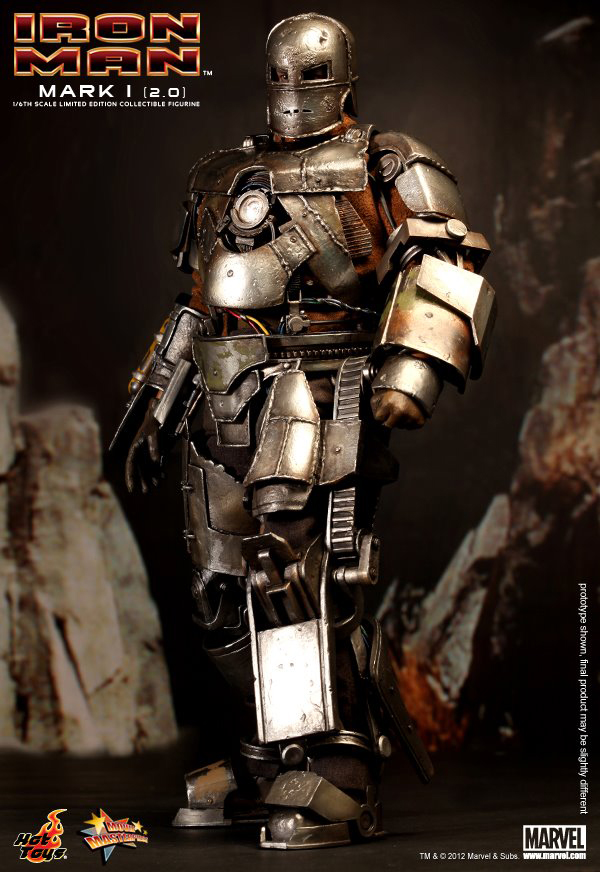 Preview | Hot Toys Mark 1 (4)