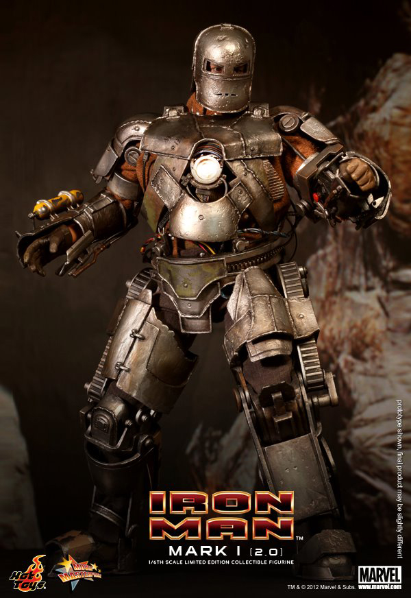 Preview | Hot Toys Mark 1 (5)