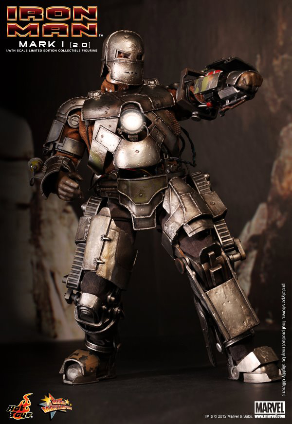 Preview | Hot Toys Mark 1 (6)