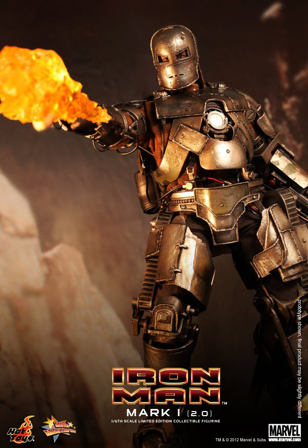 Preview | Hot Toys Mark 1 (7)