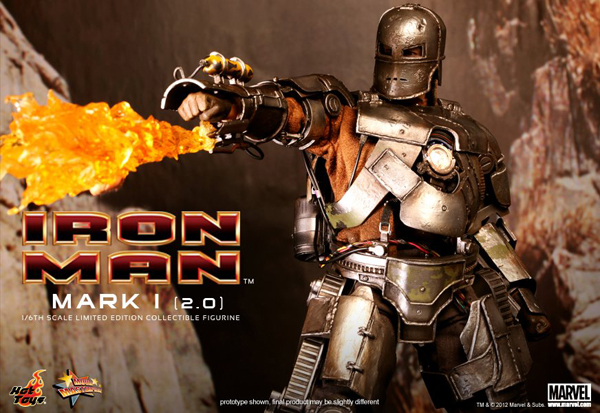 Preview | Hot Toys Mark 1 (8)