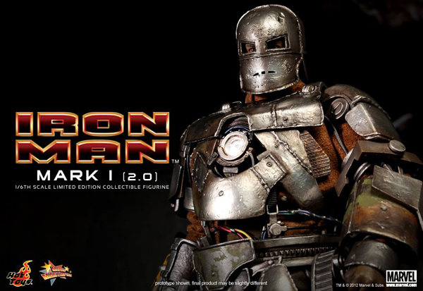 Preview | Hot Toys Mark 1 (9)