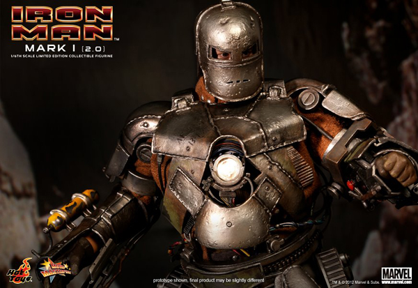 Preview | Hot Toys Mark 1 (10)