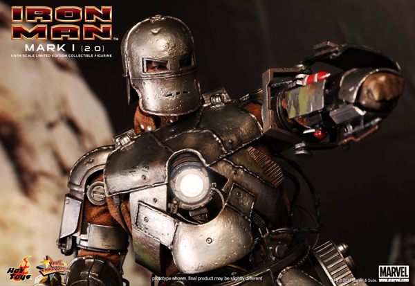 Preview | Hot Toys Mark 1 (11)