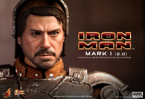 Preview | Hot Toys Mark 1 (12)