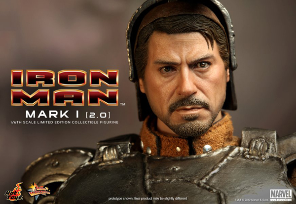 Preview | Hot Toys Mark 1 (13)