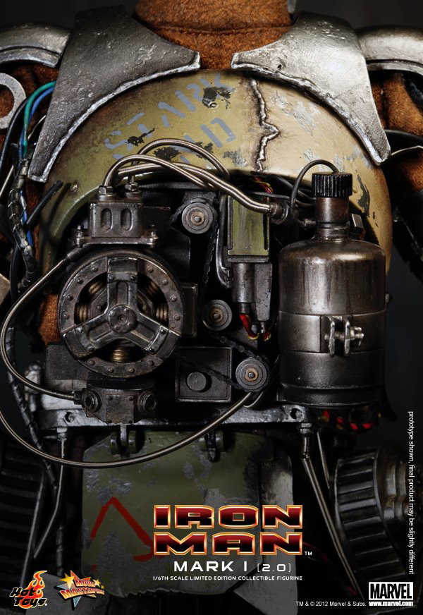 Preview | Hot Toys Mark 1 (14)