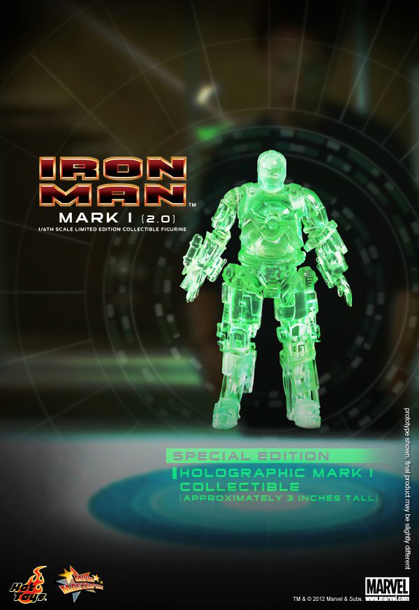 Preview | Hot Toys Mark 1 (16)