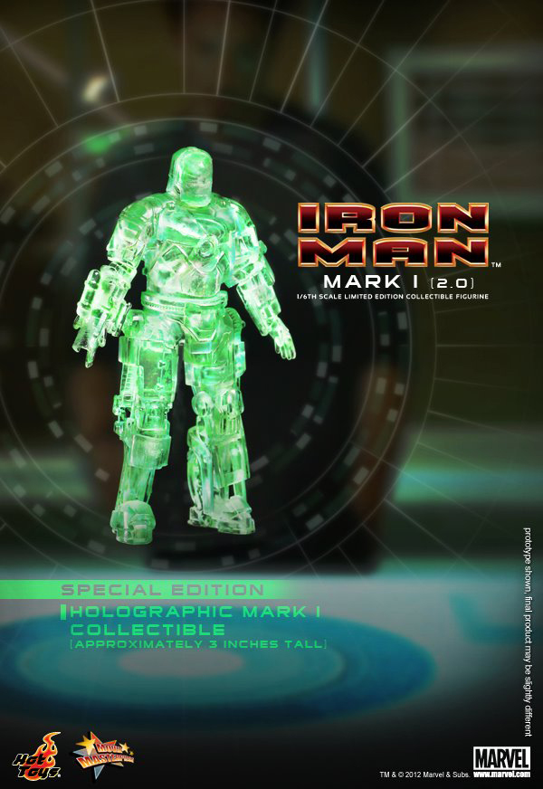 Preview | Hot Toys Mark 1 (17)