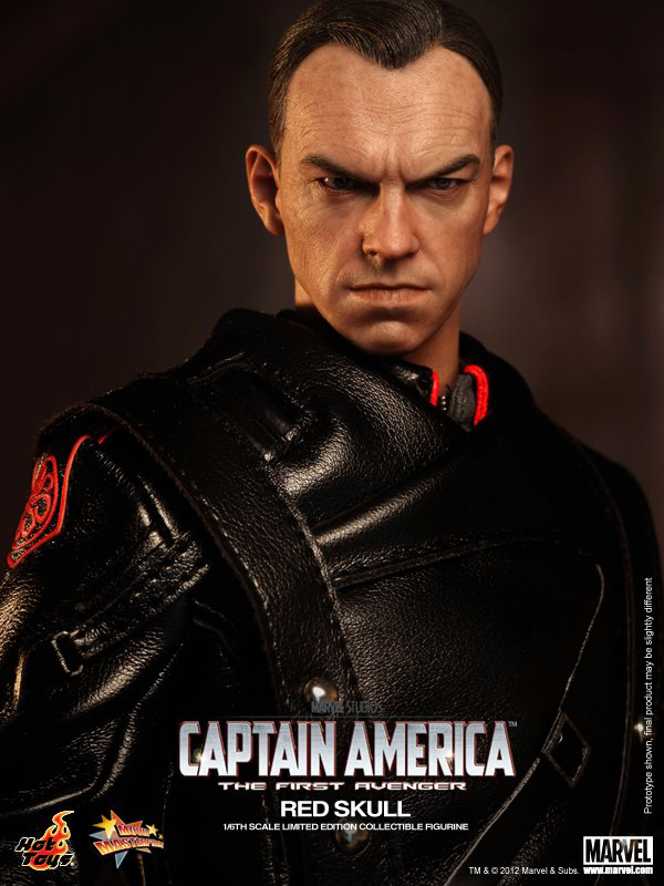 Preview | Hot Toys: Red Skull (5)