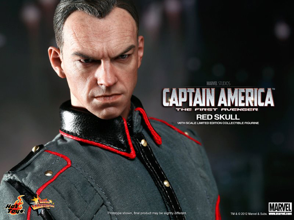 Preview | Hot Toys: Red Skull (7)