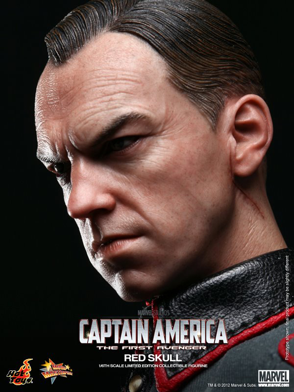 Preview | Hot Toys: Red Skull (8)