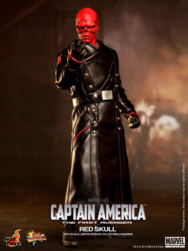 Preview | Hot Toys: Red Skull (11)