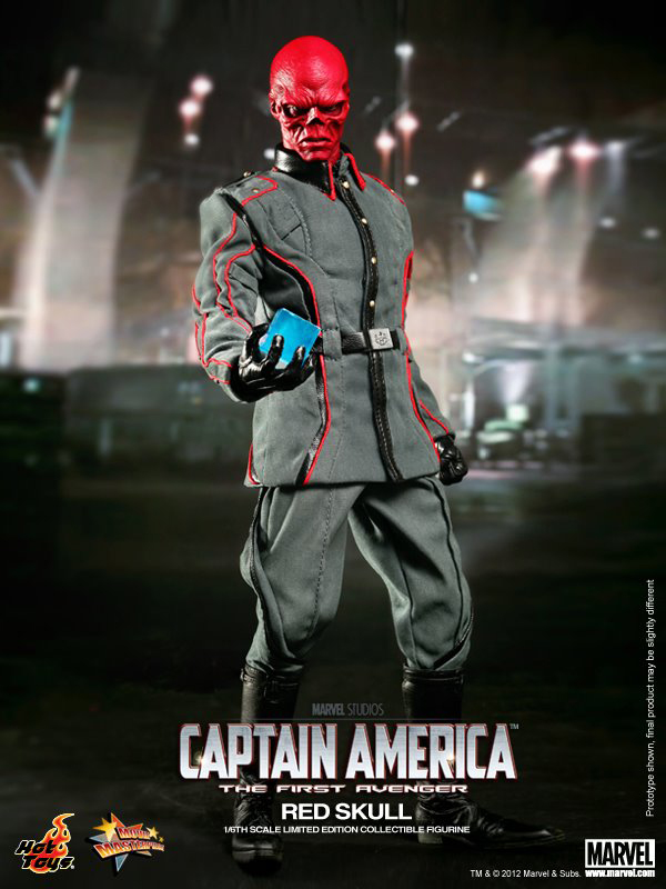 Preview | Hot Toys: Red Skull (13)