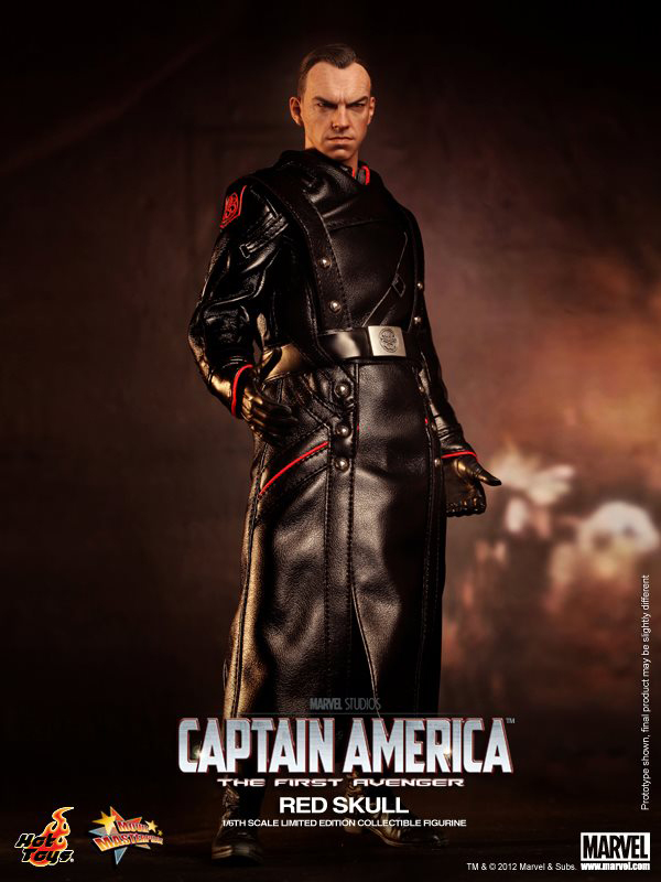 Preview | Hot Toys: Red Skull (15)