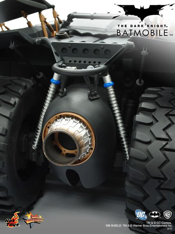 Preview   Hot Toys: Batmobile (Re-Launch) (13)