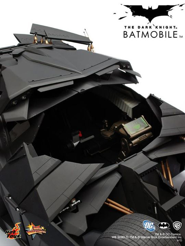 Preview | Hot Toys: Batmobile (Re-Launch) (11)