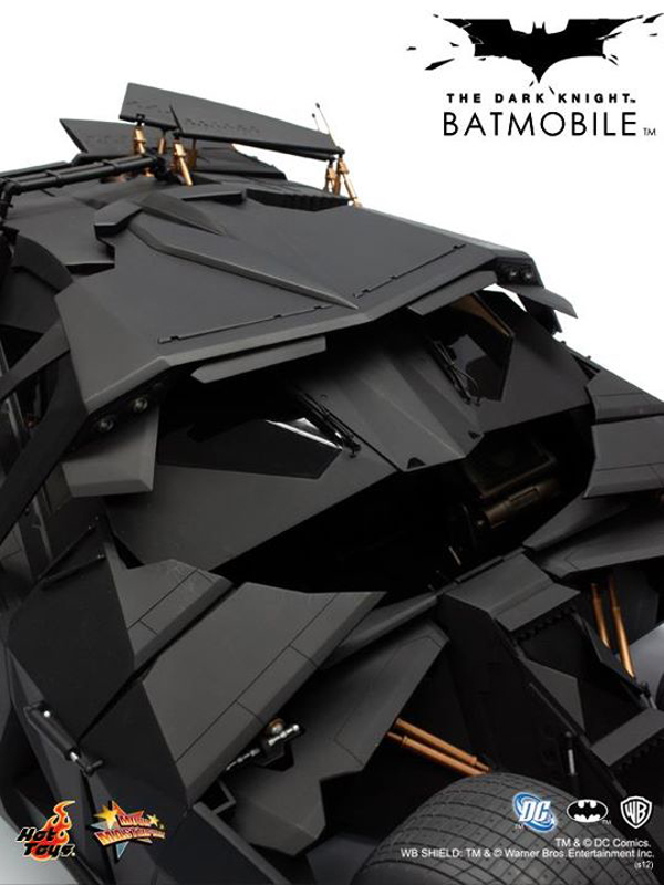 Preview | Hot Toys: Batmobile (Re-Launch) (10)