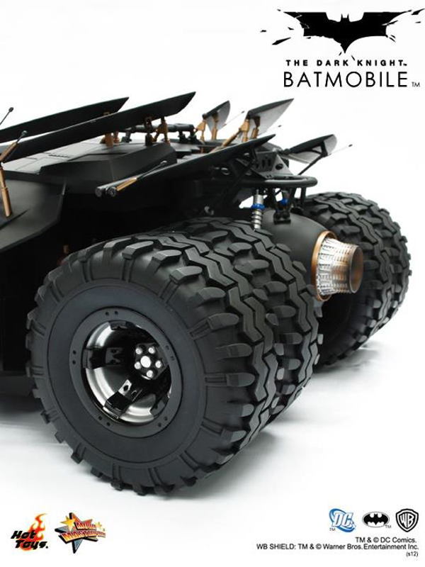 Preview | Hot Toys: Batmobile (Re-Launch) (7)