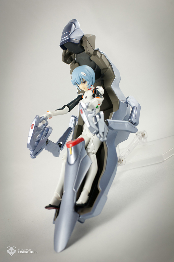Review | Max Factory: Figma Rei Ayanami (2)