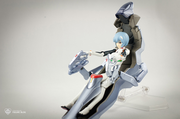Review | Max Factory: Figma Rei Ayanami (3)