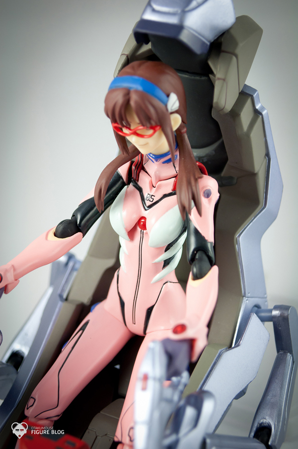 Review | Max Factory: Figma Mari Makinami (22)