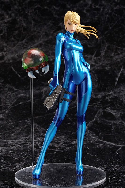 Preview | Max Factory: Samus Aran Zero Suit Ver. (7)