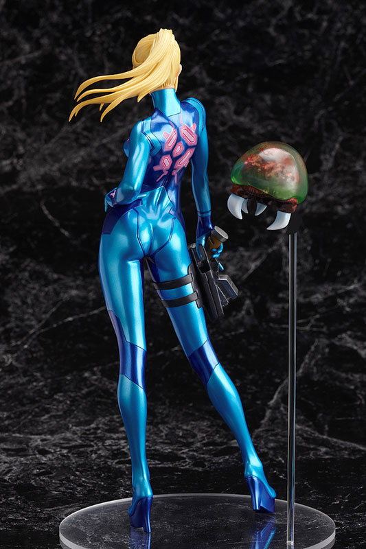 Preview | Max Factory: Samus Aran Zero Suit Ver. (6)